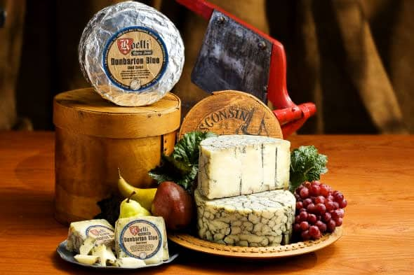 Dunbarton Blue – Cheese Course