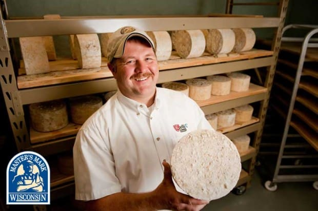 Chris Roelli, Roelli Cheese Haus, Master Cheese Maker