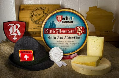 Roelli Cheese Wins 2016 ACS Best in Show with Little Mountain